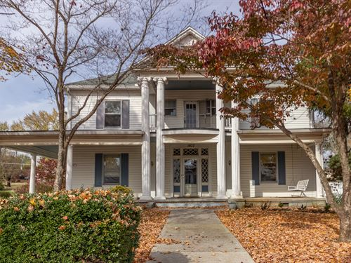 Historic Home In Morristown : Morristown : Hamblen County : Tennessee