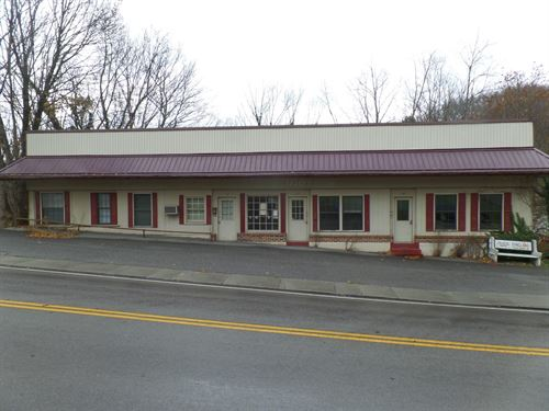 Multi-Use Building Main Street : Tazewell : Virginia
