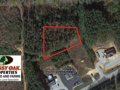 1.0 Acres of Commercial Land For : Littleton : Warren County : North Carolina