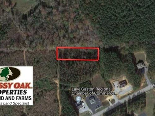 1.21 Acres of Commercial Land For : Littleton : Warren County : North Carolina