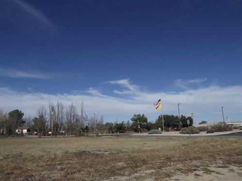 Commercial Lots Moriarty NM : Moriarty : Torrance County : New Mexico