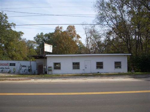 Commercial Property in The Heart : Eufaula : Barbour County : Alabama