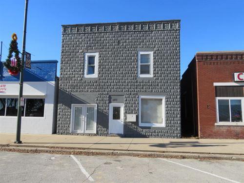 Multi Puropose Building Logan Iowa : Logan : Harrison County : Iowa
