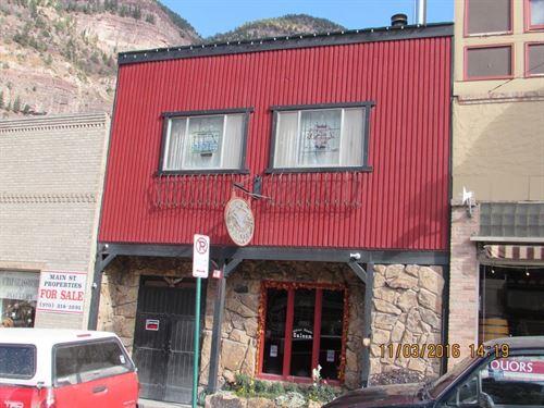 Residential Commercial Building : Ouray : Colorado