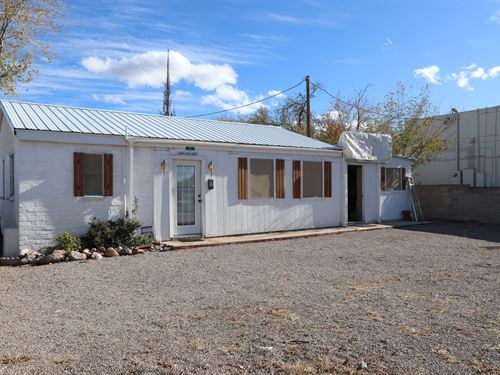 Commercial Property Historic : Tombstone : Cochise County : Arizona
