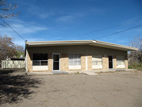 Warehouse Office Spaces Silver : Silver City : Grant County : New Mexico