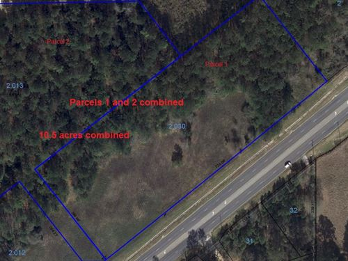 773' Frontage And Access To Hwy 52 : Dothan : Houston County : Alabama