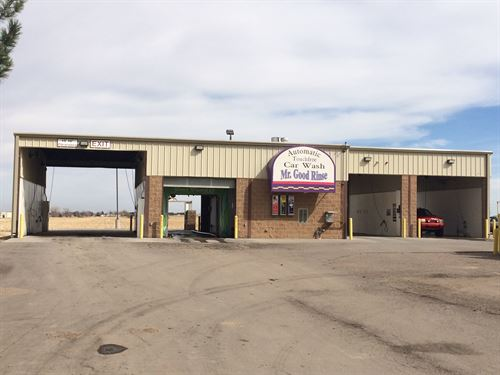 Tnt Car Wash, Prime Commercial Loc : Goodland : Sherman County : Kansas