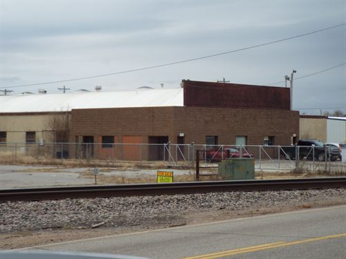 Industrial Property With 8.76 : Enid : Garfield County : Oklahoma
