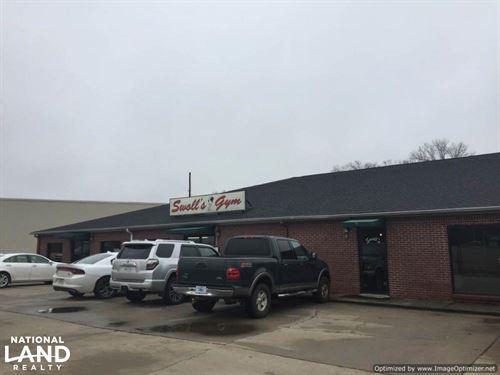 Turn Key Gym : Kosciusko : Attala County : Mississippi