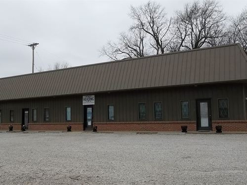 Commercial Property in Chanute KS : Chanute : Neosho County : Kansas