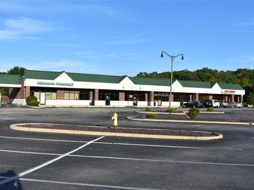 Retail Shopping Center Hermann MO : Hermann : Gasconade County : Missouri