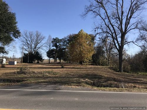 Commercial Lot : Saint Joseph : Tensas Parish : Louisiana