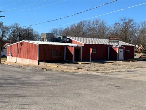 Multi-Purpose Commercial Building : Miller : Lawrence County : Missouri