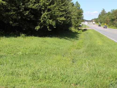 Potential Commercial Land MT Airy : Mount Airy : Surry County : North Carolina