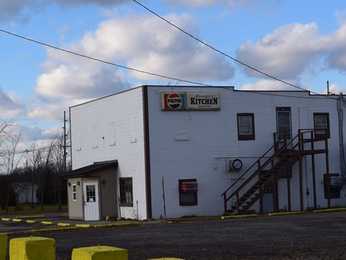 Restaurant Rentals, Lincoln : Bucyrus : Crawford County : Ohio