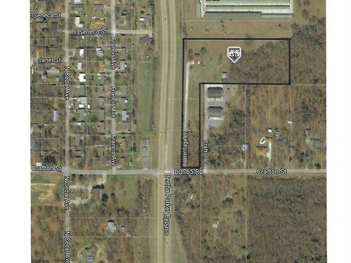 Prime Commercial Development : Tahlequah : Cherokee County : Oklahoma
