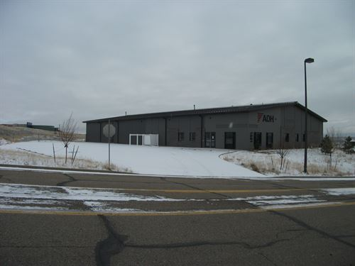 N, Platte Industrial Park Building : Casper : Natrona County : Wyoming