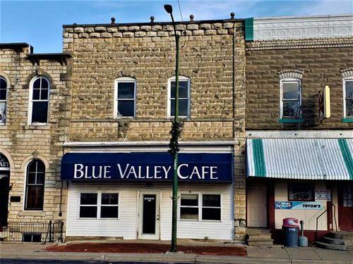 Blue Rapids Commercial Building : Blue Rapids : Marshall County : Kansas