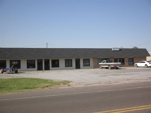 Western Oklahoma Investment : Granite : Greer County : Oklahoma