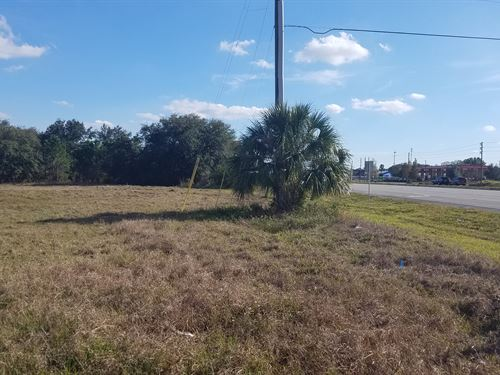 4.23 Acres Of Comm, Land Off Hwy 27 : Lake Wales : Polk County : Florida