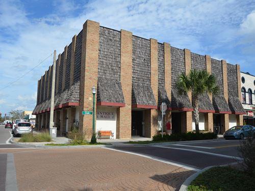 Historic Commercial Building : Arcadia : Desoto County : Florida