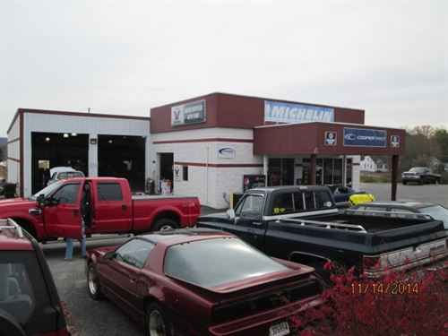 General Automotive Repair Shop : Fairlawn : Pulaski County : Virginia