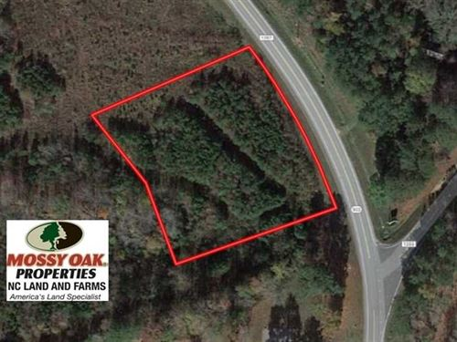 1.19 Acres of Commercial Land For : Littleton : Warren County : North Carolina