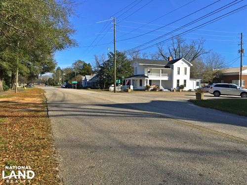 Grove Hill Commercial Lot : Grove Hill : Clarke County : Alabama
