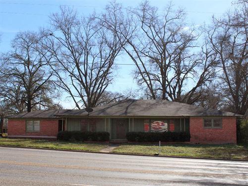 Home Frankston Tx, Commercial : Frankston : Anderson County : Texas