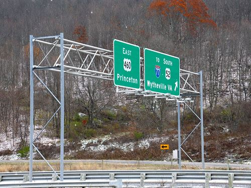 Ideal Land For Commercial Property : Bluefield : Mercer County : West Virginia