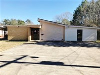 Commercial Building Property For Sa : Magnolia : Pike County : Mississippi