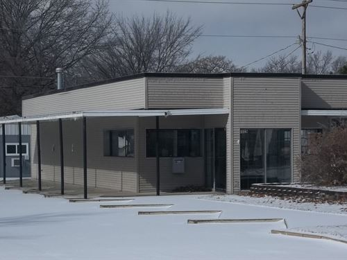 Office Building in Chanute KS : Chanute : Neosho County : Kansas