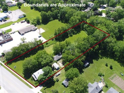2.16 Ac, Excellent Location, Great : Saint Joseph : Buchanan County : Missouri