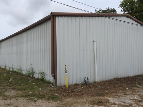 2,880Sf Warehouse, Temple : Temple : Bell County : Texas