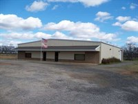 Industrial Warehouse Available : Fort Valley : Peach County : Georgia