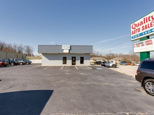 Commercial Building 2 Lots Maury : Columbia : Maury County : Tennessee