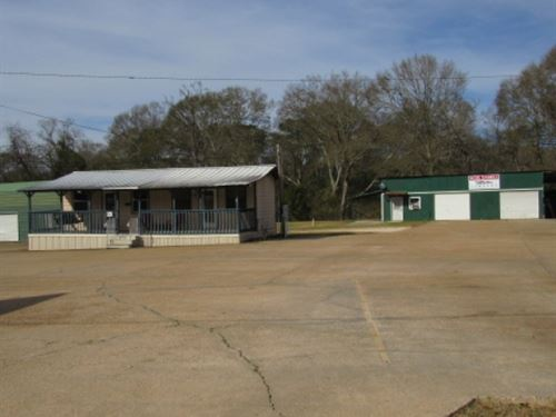 Commercial Opportunity : McComb : Pike County : Mississippi