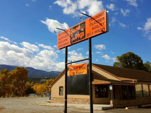 6407629, Gone To The Dogs : Salida : Chaffee County : Colorado