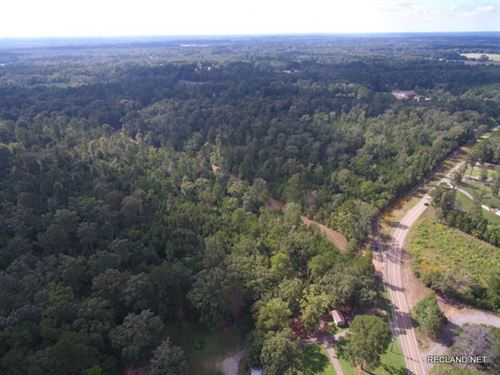 42 Ac, Wooded Development Tract : West Monroe : Ouachita Parish : Louisiana