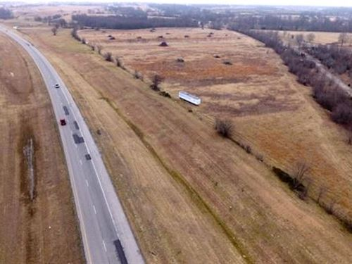 Ideal Location For Commercial bu : Inola : Rogers County : Oklahoma