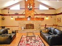 3 Bed/3 Bath Lodge For Sale Tylerto : Tylertown : Walthall County : Mississippi