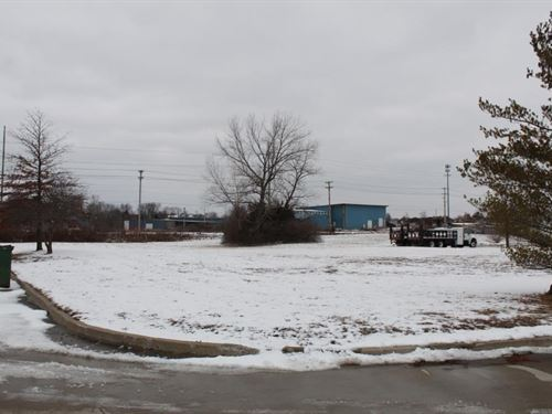 Commercial Development Land Paris : Columbia : Boone County : Missouri