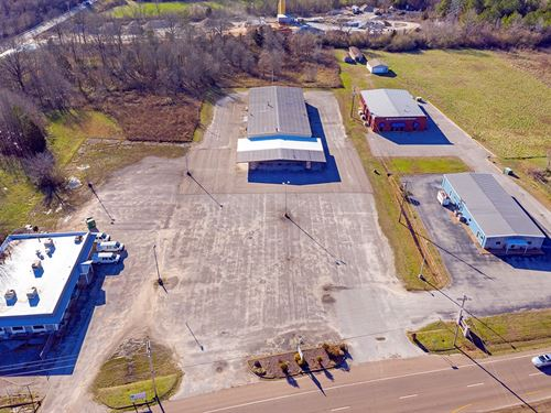 Commercial Property Prime Location : Milan : Gibson County : Tennessee