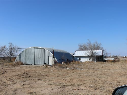 Comanche County Commercial Property : Coldwater : Comanche County : Kansas