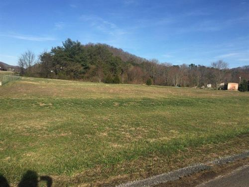 2+ Acre Unrestricted Lot Near Lake : Mooresburg : Hawkins County : Tennessee