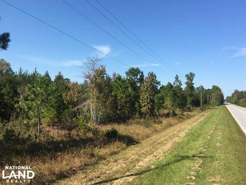 Hardeeville Future Development 5 AC : Hardeeville : Jasper County : South Carolina