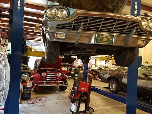Turn-Key Auto Garage $60,000 : Bluffton : Beaufort County : South Carolina