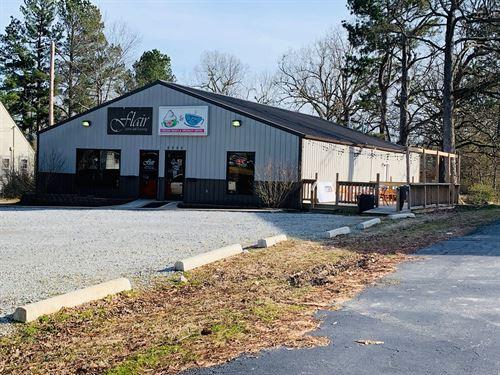 Prime Commercial Real Estate : Pocahontas : Randolph County : Arkansas