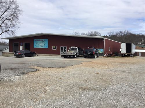 Commercial, Turn Key Business : Mansfield : Wright County : Missouri